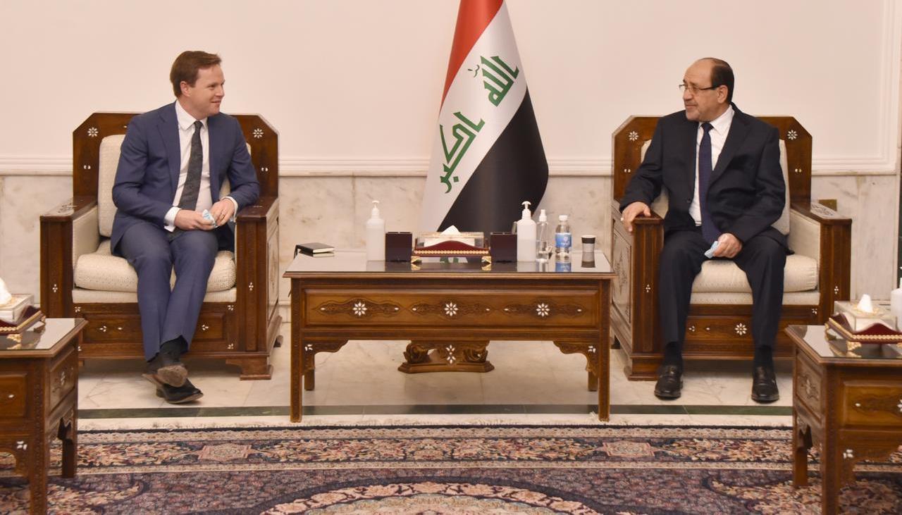 Al-Maliki: Iraq is insisting on reforms