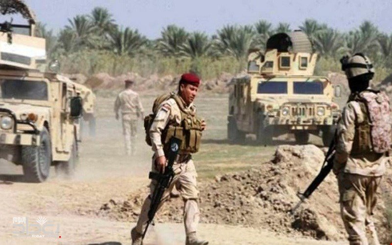 Security forces launch combing campaigns to pursue ISIS terrorists in Diyala