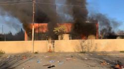 ثلاث ضحايا بإرتفاع حصيلة تجدد الصدامات بين المحتجين والأمن في السليمانية