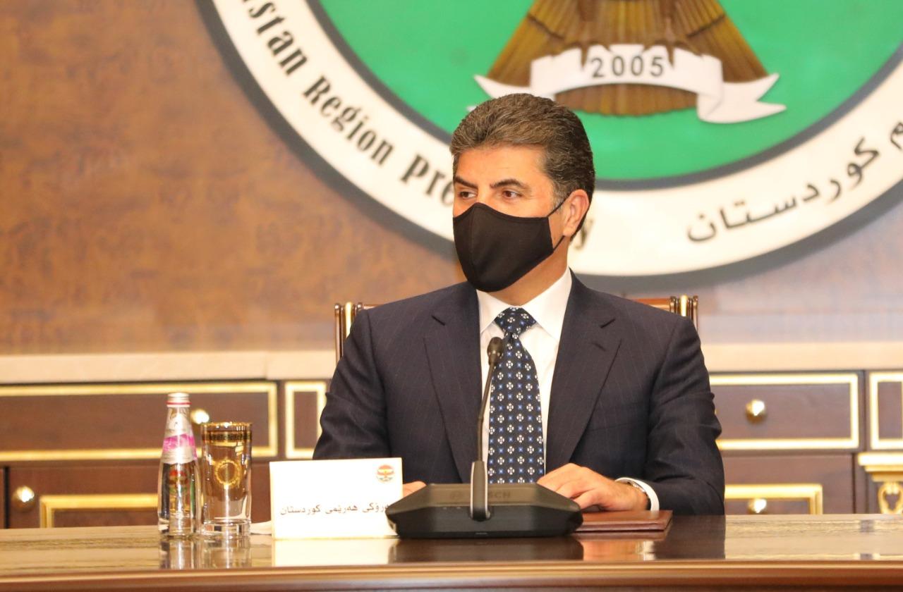 إقليم كوردستان يرسل وفداً سياسياً وحكومياً رفيع المستوى الى بغداد
