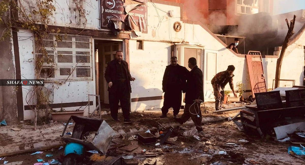 Official: Baghdad is responsible for what happened in Al-Sulaymaniyah