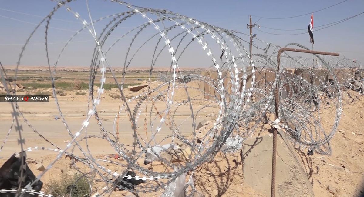 الاستخبارات العراقية تلقي القبض على متسللين سوريين حاولوا عبور الحدود