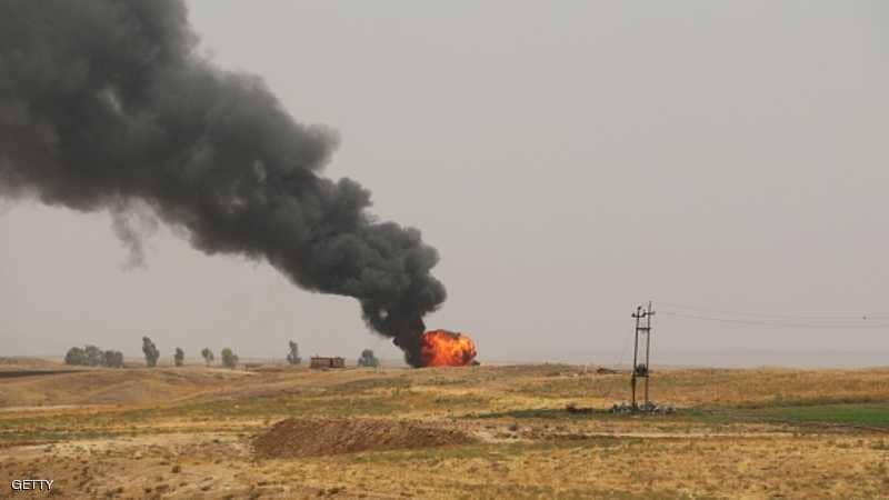 ISIS targets two oil wells in Kirkuk