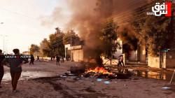 فيديو.. غضب في الموصل بسبب الكهرباء