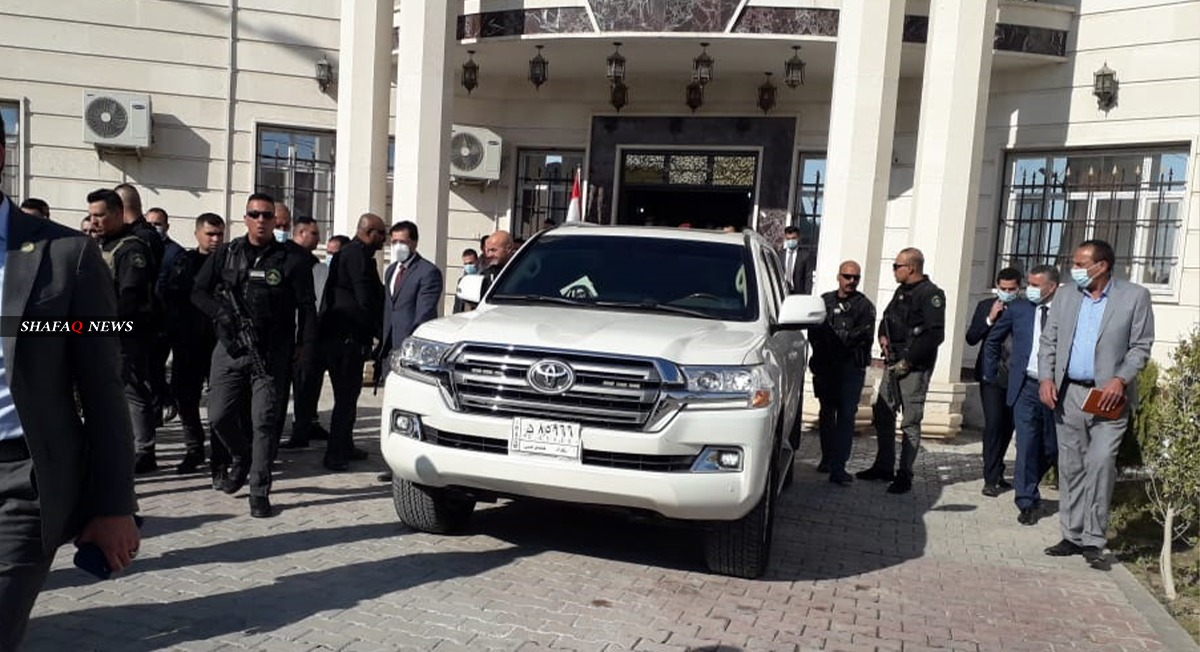 Al-Kadhimi plans for a second visit to Al-Anbar