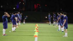 شباب العراق يخوض مباراة ودية استعداداً لملاقاة لبنان