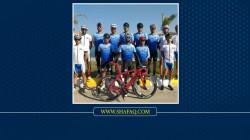 نادي الصناعة بطلا لاندية العراق بالدراجات
