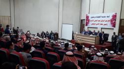 الأسدي يتلقى سيلاً من المطالب المعلقة خلال اجتماعه بعشائر الأنبار