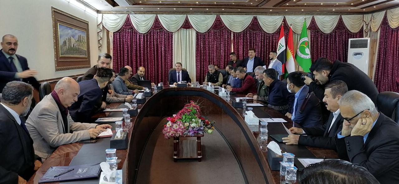 بغياب الديمقراطي.. الأحزاب الكوردستانية تخفق في تشكيل تحالف انتخابي موحد في كركوك