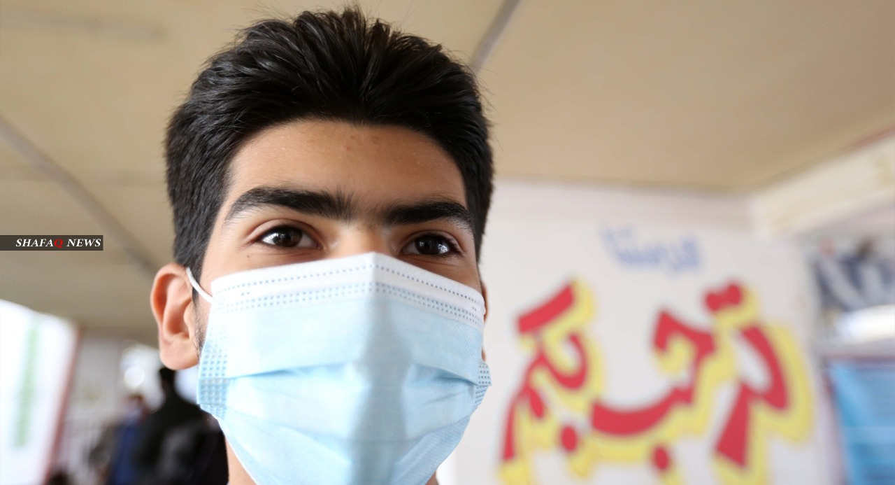 Erbil Police: citizens who do not wear masks will be fined 20 thousand dinars