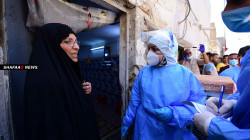 Covid-19: About 1400 new cases in Iraq today