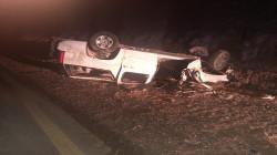مصرع واصابة 7 اشخاص بحادث سير في السليمانية