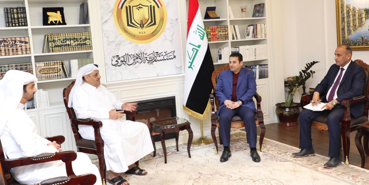 Qatar offers Iraq support in six areas 1608145649480