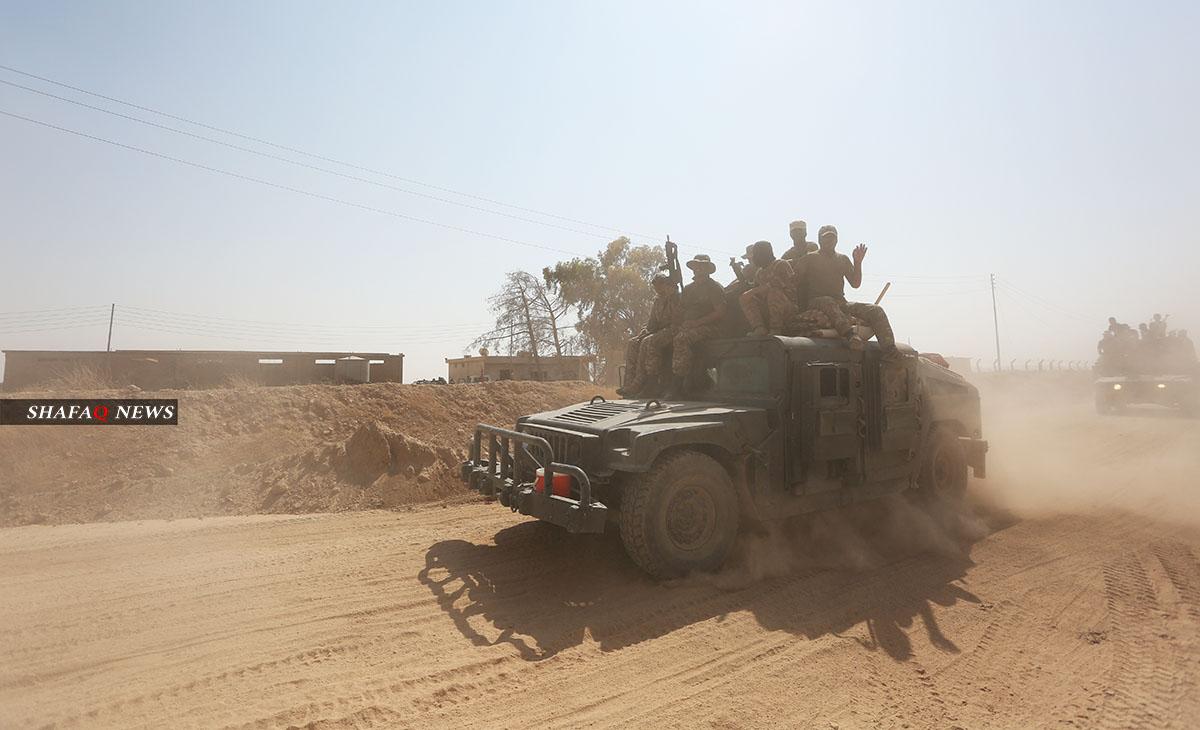 داعش يهاجم القوات العراقية تحت جنح الضباب
