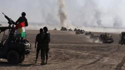 ضحايا وجرحى بهجوم لداعش على مواقع للبيشمركة على حدود كركوك
