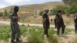 مقتل وإصابة 14 عنصراً من حركة طالبان بإحباط هجوم جنوبي أفغانستان