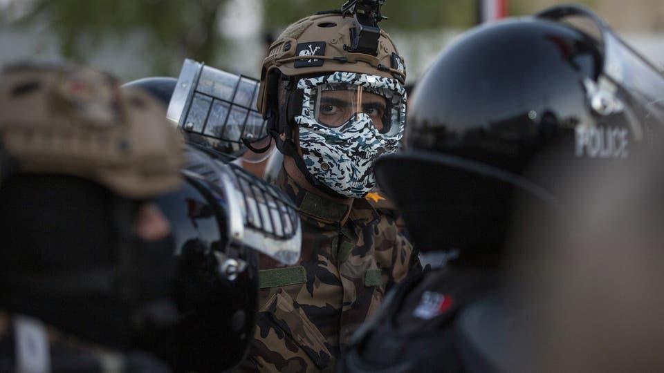 اقالة قائد أمني كبير من منصبه جنوبي العراق
