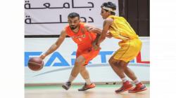 نتائج الجولة الاولى لدوري السلة العراقي