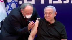نتنياهو أول إسرائيلي يتلقى لقاح كورونا