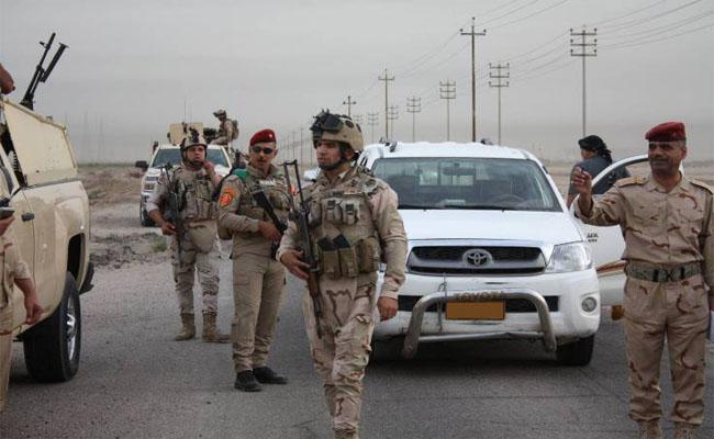 صدام يعلن انطلاق عملية أمنية أقصى جنوبي العراق تمتد للحدود مع الكويت
