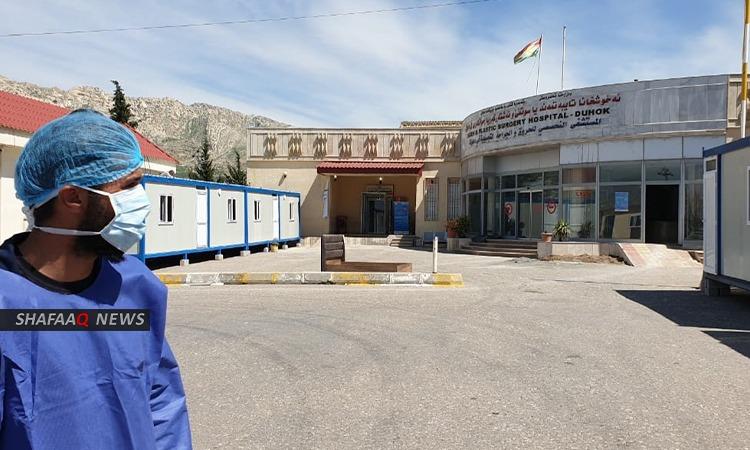 بعد حالة اشتباه.. كوردستان تعلن قدرتها على كشف سلالة كورونا الجديدة