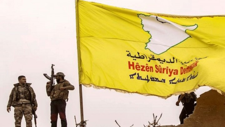 """""""قسد"""" تتسلل لخلف خطوط فصائل موالية لتركيا في سوريا"""