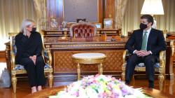 نيجيرفان بارزاني: حل مشاكل أربيل - بغداد هو المفتاح لاستقرار العراق