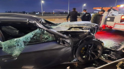 زوجان يلقيان حتفهما بحادث مروّع في أربيل (صور)