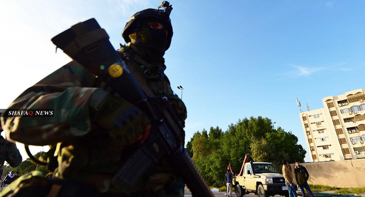 انفجار يستهدف رتلاً يحمل معدات للتحالف الدولي جنوبي العراق