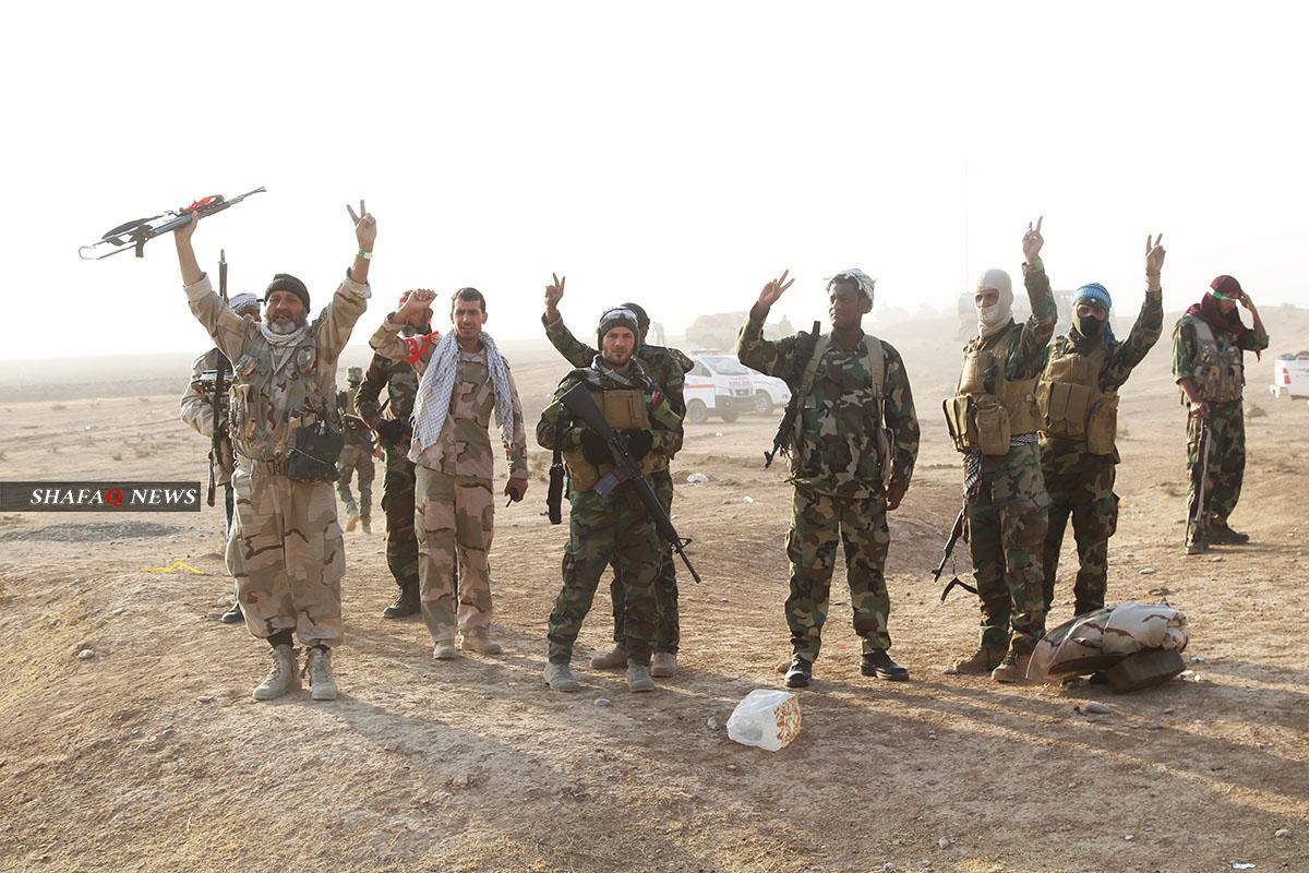 عملية بادوش تسفر عن مقتل ١٢ عنصراً بداعش بمشاركة دولية