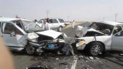 مقتل 2 وإصابة 11 آخرين بحادثين منفصلين في ديالى