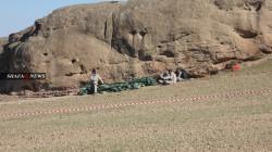 Garmyan cleared hundreds of landmines on the Iraqi-Iranian borders