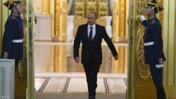 Russia's Putin signs bill giving ex-presidents lifetime immunity