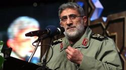 مصدر: قاآني زار بغداد خلال الساعات الماضية للنأي بإيران عن استهداف السفارة الامريكية