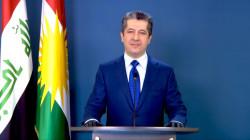 Masrour Barzani extends Christmas greeting to Kurdistan's Christians