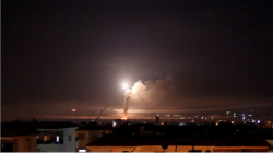 Israel strikes widely in Syria