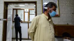 إصابات فيروس كورونا في إقليم كوردستان تقترب من 180 الفاً