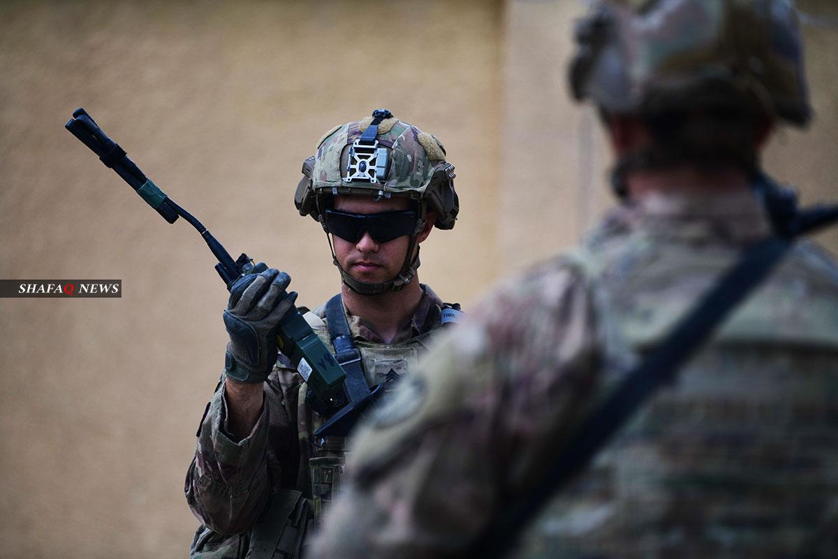 قصف قرب قاعدة امريكية بمطار بغداد الدولي ومنظومة C-RAM تصد صاروخاً