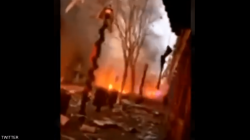 """انفجار """"كبير"""" و""""متعمد"""" يهز مدينة أميركية"""