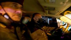صور .. الكاظمي يجري جولة ليلية في جانبي بغداد بعد حادثة العصائب