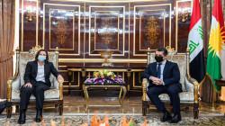 Kurdistan' Prime Minister receives the Australian ambassador to Iraq