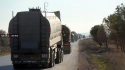 رغم قانون قيصر.. عشرات الصهاريج تنقل نفط الإدارة الذاتية إلى النظام السوري
