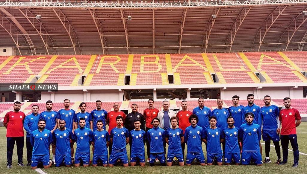 اسباب تراجع نادي أربيل في الدوري الممتاز: المال والهداف