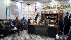 """صور.. وفد من جميع المحافظات العراقية يحل ضيفاً على """"مدينة المساجد"""" للتهنئة بقرار"""