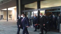 Iranian economic delegation arrives in Baghdad