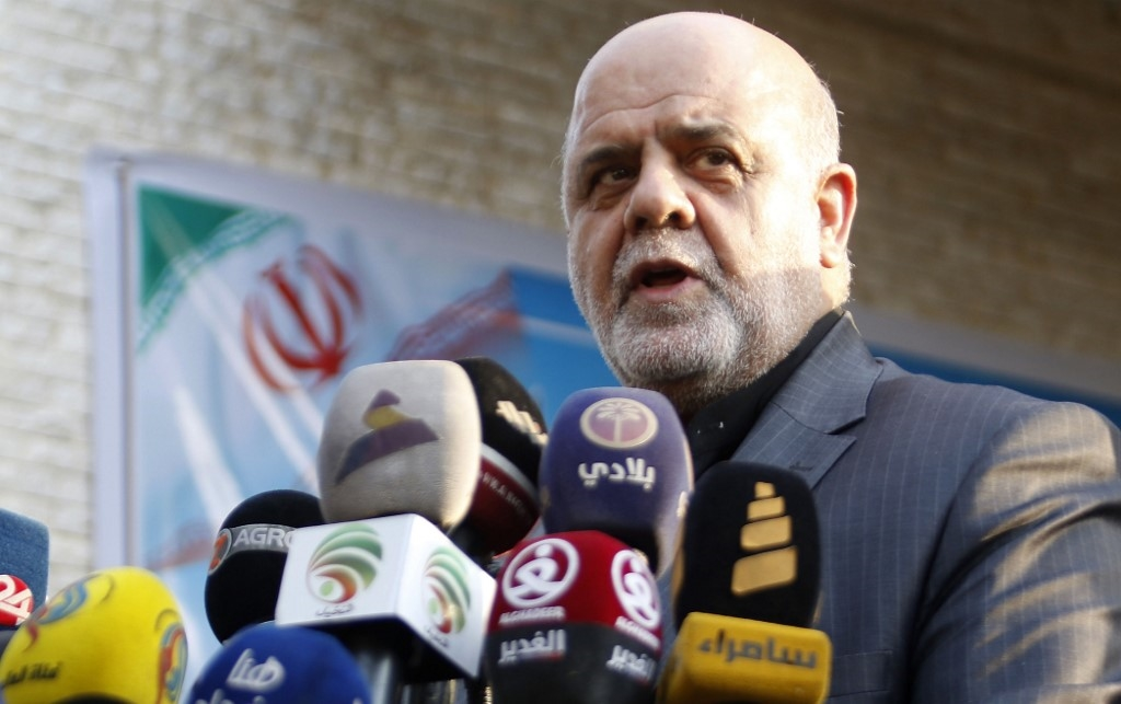 Iran welcomes Iraq's mediation to de-escalate regional tensions