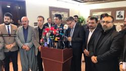 Kurdish parties in Kirkuk to file a lawsuit against Arab and Turkmen parties