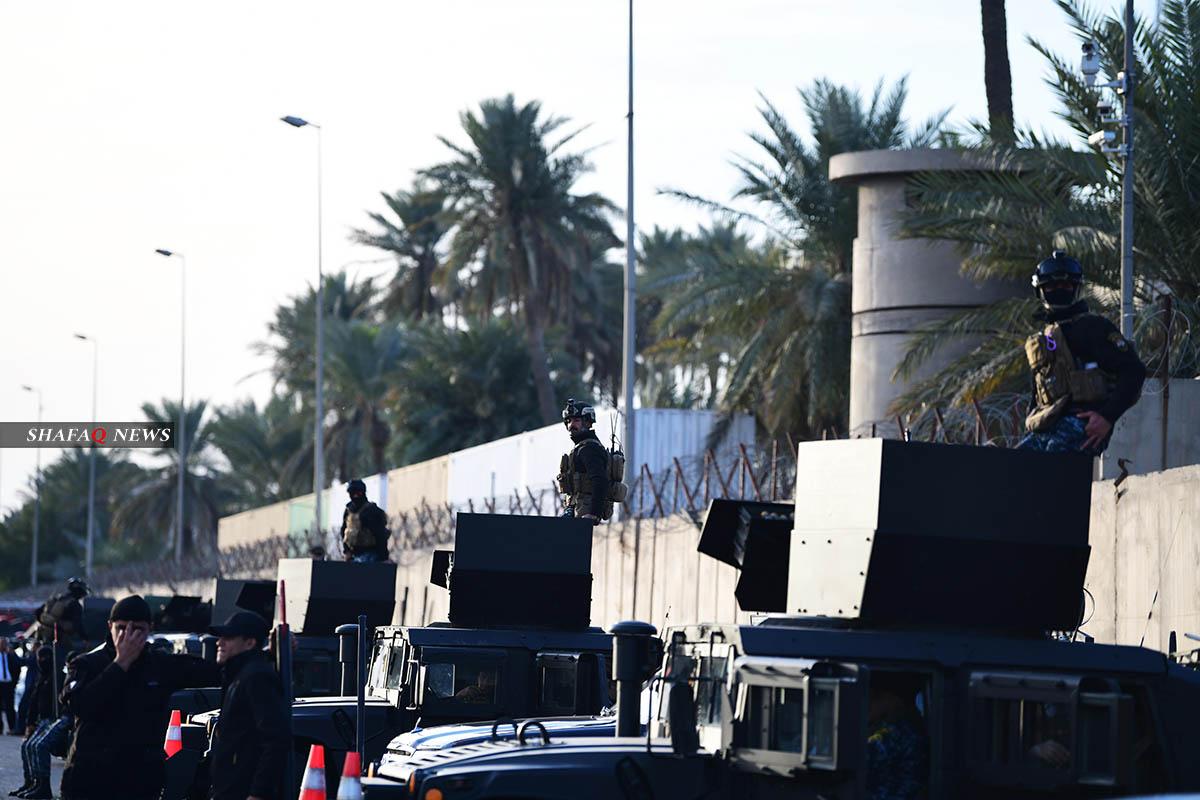 Iraqis confront ISIS in Diyala