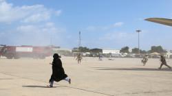 انفجار قرب قصر المعاشيق بعد نقل وزراء الحكومة إليه في عدن