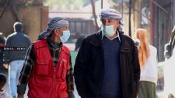 69  إصابة جديدة بفيروس كورونا في مناطق الإدارة الذاتية